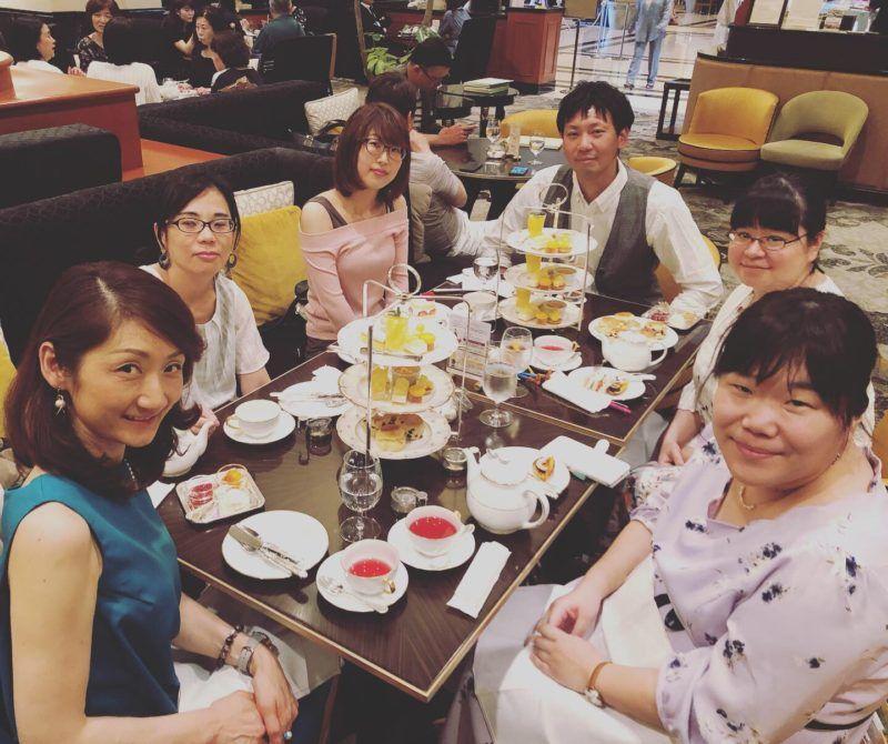 名古屋お茶会