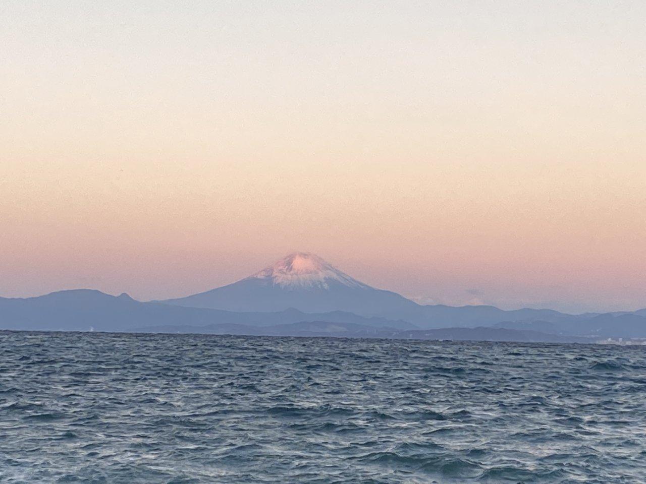 葉山富士山